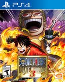 One Piece: Pirate Warriors 3 (PlayStation 4)